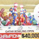 Diāna Zavjalova uzvar Qatar Bowling Open 2016
