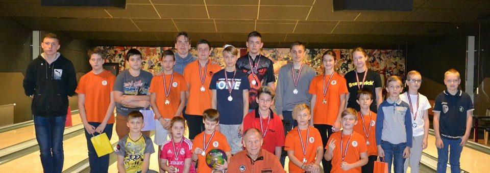 Brunswick Latvijas Bērnu un Jauniešu Meistarsacīkstes Boulingā