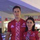 Jānis Zemītis and Marija Tkačenko takes 28th place in Europe's Champions Cup 2017