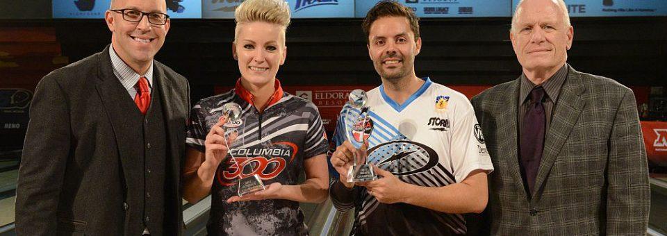 Diana Zavjalova wins World Bowling Tour finals