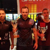 Nikolajs Ovčiņņikovs uzvar Santa Cup 2017
