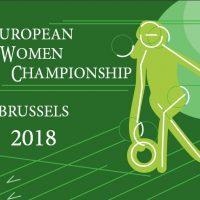 Eiropas sieviešu meistarsacīkstes 2018