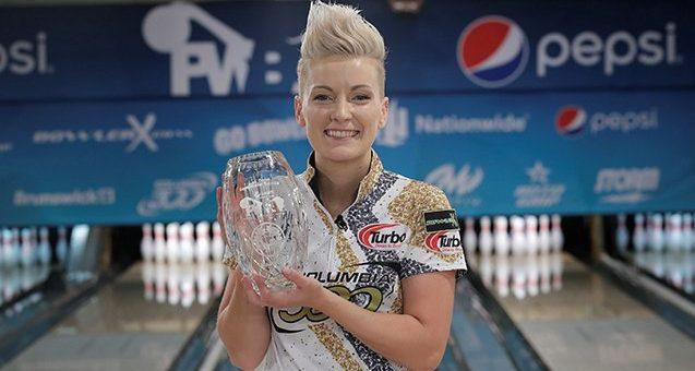 Diāna Zavjalova uzvar PWBA tūri St. Petersburg-Clearwater Open